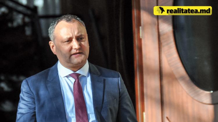 Vrabia mălai visează! Igor Dodon susține că este gata să fie prim-ministru, însă are și condiționalități