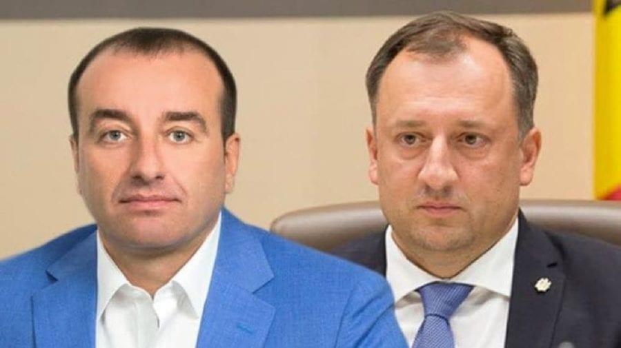Ultima oră! Denis Ulanov și Petru Jardan, puși sub învinuire. Procurorii cer câte 30 de zile de arest pentru aceștia