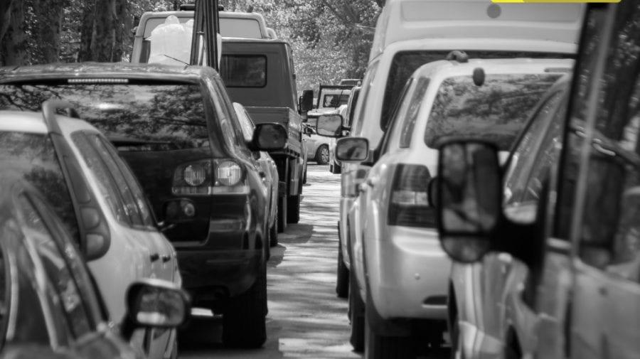 ATENȚIE! Se anunță suspendarea parțială a traficului la sensul giratoriu a str. Ion Creangă – Alba-Iulia – Constituției