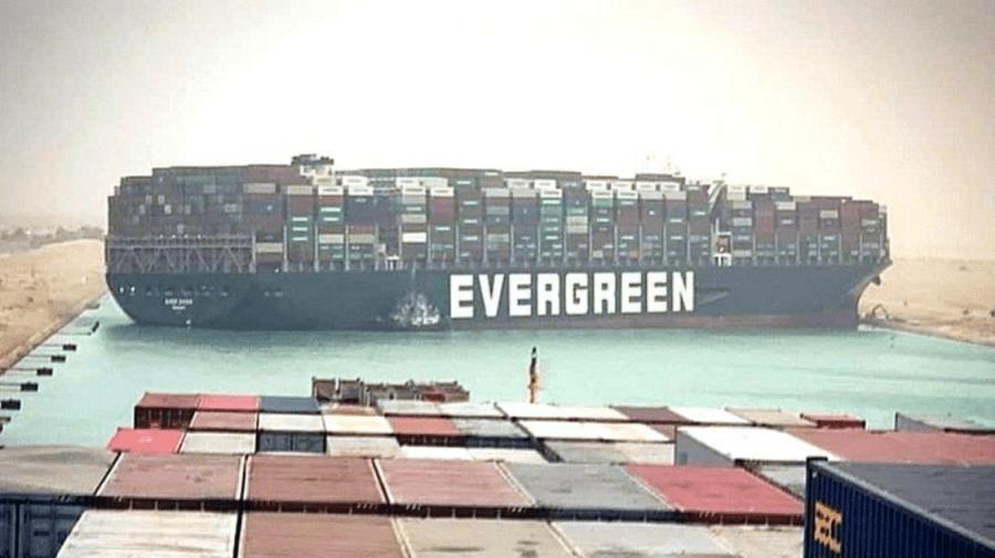Nu vântul, ci omul! Cine se face vinovat pentru blocarea Canalului Suez timp de șase zile în luna martie