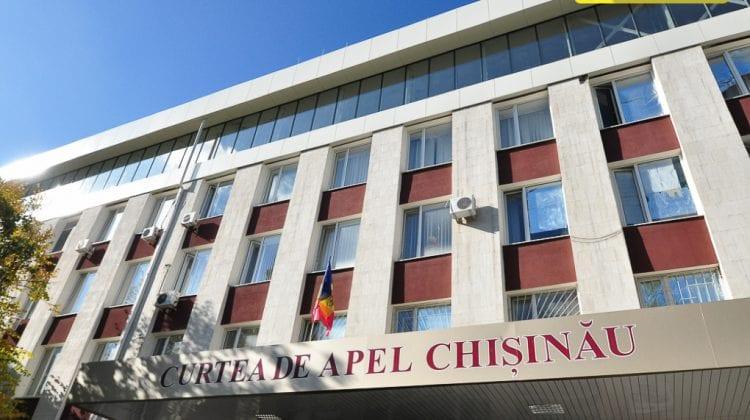(DOC) Curtea de Apel Chișinău își va continua activitatea în regim special pana la 1 aprilie 2021