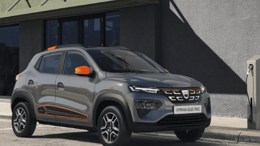 Dacia anunță prețurile primului său automobil electric