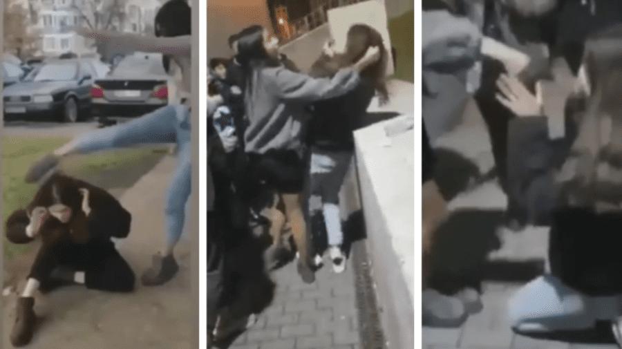 (VIDEO) Poliția nu a uitat de ele! Ce se întâmplă cu fetele bătăușe de la Ciocana