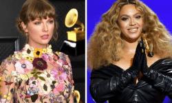 Beyoncé și Taylor Swift au scris istorie la premiile Grammy 2021
