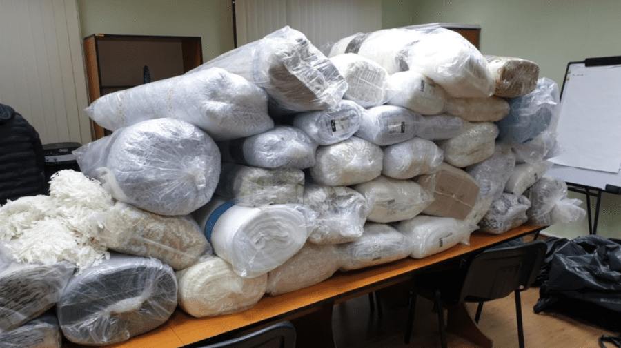 Bunuri de peste 250 mii de lei transportate fără acte de proveniență