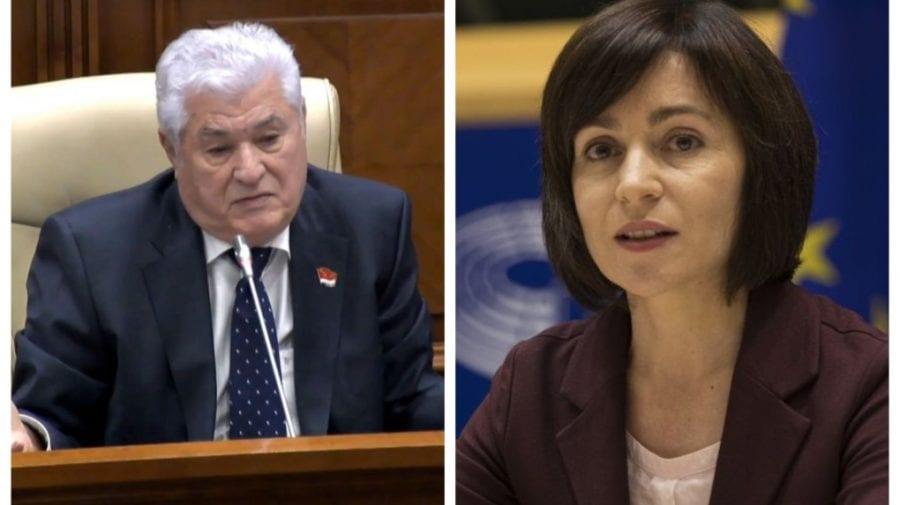 Dilemă! Voronin nu o recunoaște pe Maia Sandu ca președintă aleasă, însă îi cere să dizolve Parlamentul