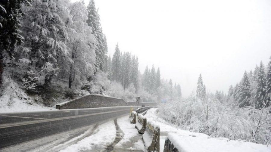 Uimitor! Meteorologii anunță în ce zile va ninge în această săptămână