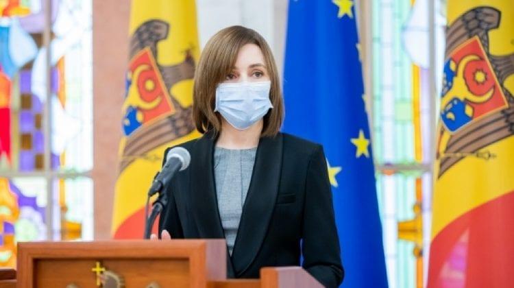 """Maia Sandu invită fracțiunile și grupurile parlamentare la noi consultări. Motivul – """"situația politică curentă"""""""