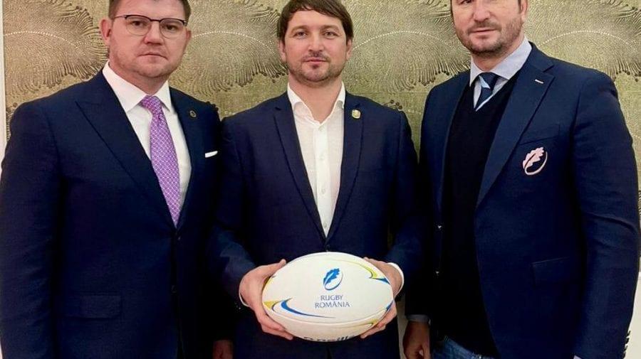 Înfrățire peste Prut. Federațiile de rugby din R. Moldova și România vor semna un protocol de colaborare