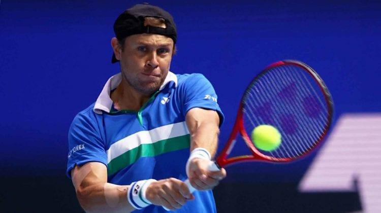 Moldoveanul Radu Albot, la doi pași până la victoria turneului ATP de la Singapore
