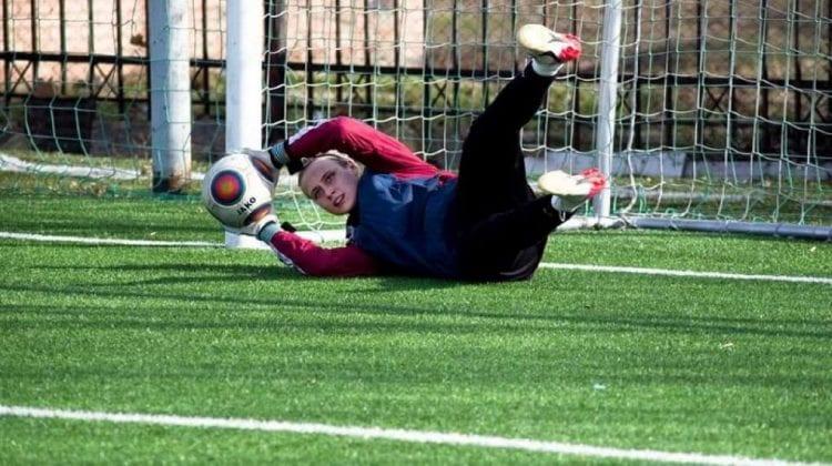 Moldoveanca Margarita Panova a fost desemnată cel mai bun portar al campionatului României la fotbal feminin