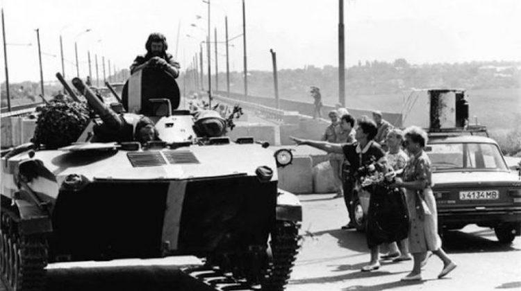 Comemorarea eroilor căzuți în conflictul armat de pe Nistru! Urmărește pe RLIVE TV și RLIVE.MD