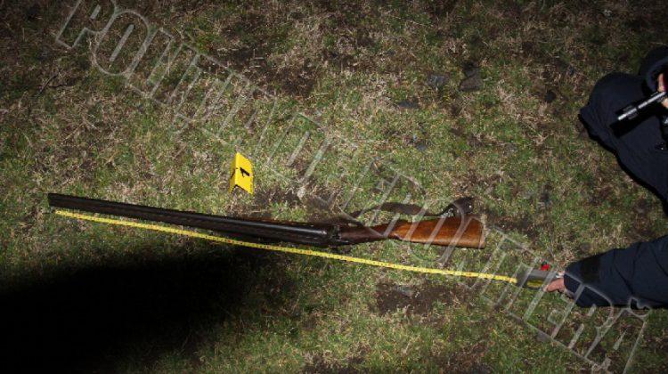 Trei bărbați în stare de ebrietate, depistați la vânătoare în zona de frontieră, dar fără acte și autorizație necesare