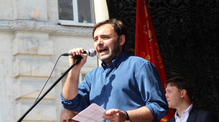 Mark Tkaciuk: Singura modalitate de soliționare a blocajului politic în care se află Moldova este presiunea străzii