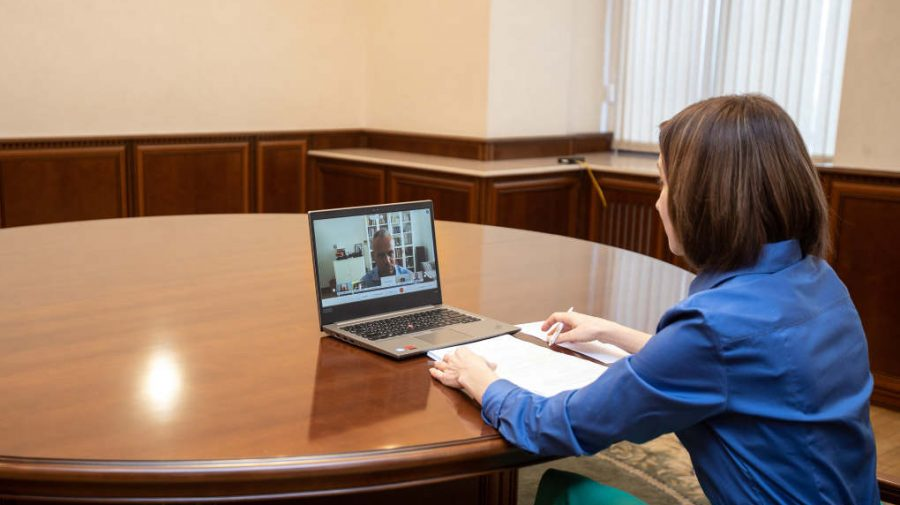 Când ajung primele doze de Pfizer în Moldova, ne spune președinta Maia Sandu
