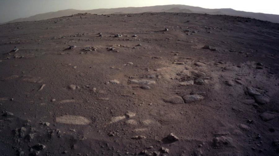 """(GALERIE FOTO) Imagini uimitoare de pe Marte trimise de Roverul """"Perseverance"""""""