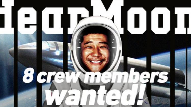 Un miliardar caută opt persoane din întreaga lume care vor zbura cu el în spațiu. Totul e gratis