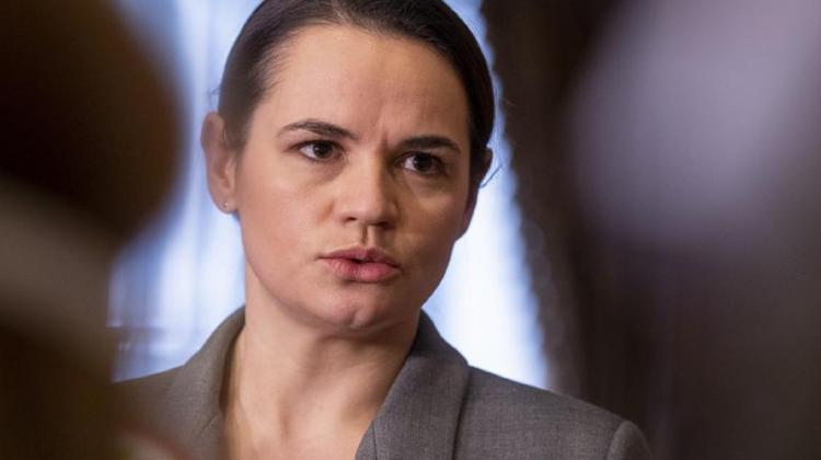 Belarus cere extrădarea opozantei Svetlana Tihanovskaia