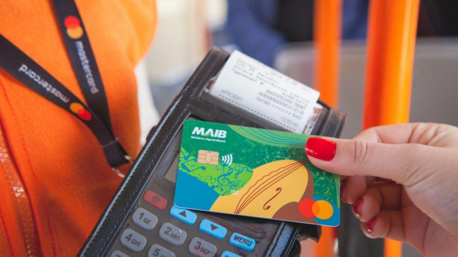 Primăria Chișinău, Mastercard și MAIB încep implementarea proiectului plăţilor contactless în transportul public