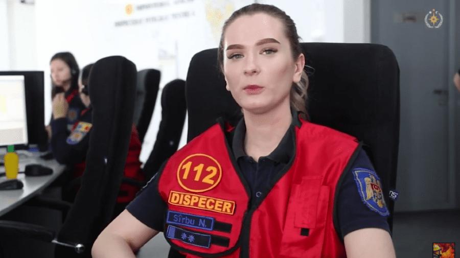 (VIDEO) Cum e să fii femeie salvator! O angajată a IGSU și-a relatat experința