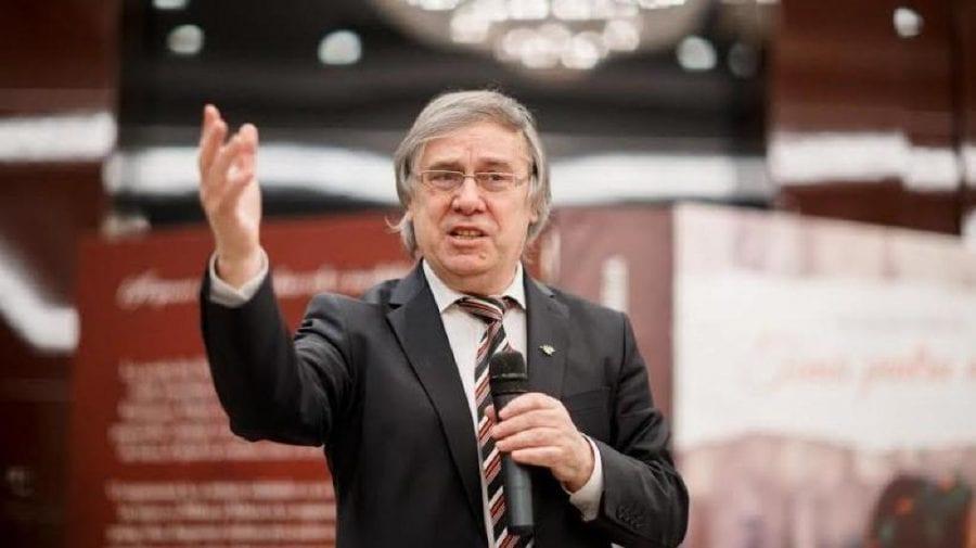 Nicolae Dabija, internat în spital, după ce a fost confirmat pozitiv cu coronavirus