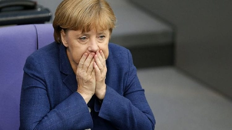 Alegeri în Germania! Partidul cancelarului Angela Merkel pierde în urma unui scandal de corupție