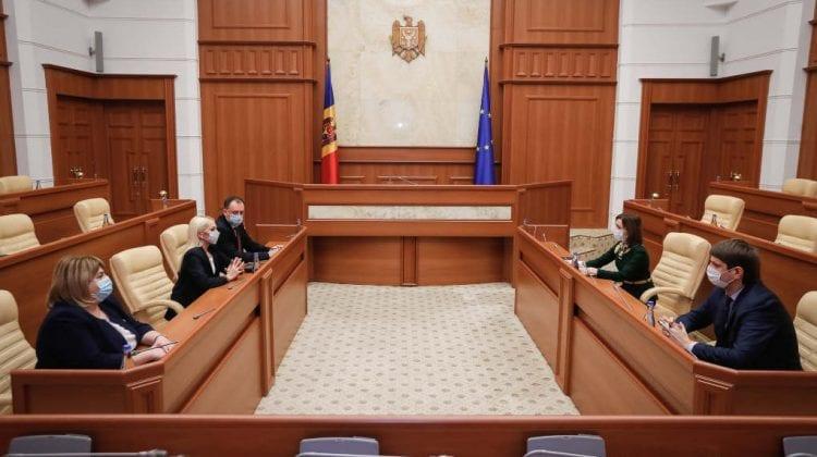 """(VIDEO) Partidul """"Șor"""" după întrevederea cu Maia Sandu: Suntem pregătiți în orice moment de alegeri anticipate"""