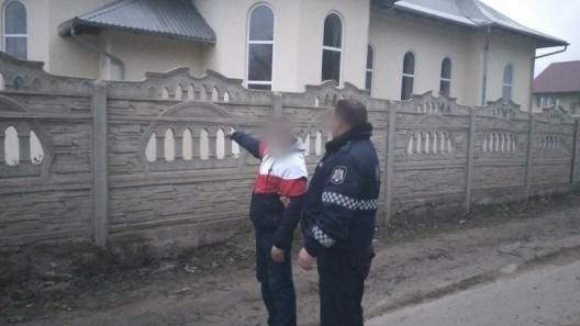Tocmai eliberat din închisoare, un bărbat de 44 de ani a fost reținut pentru comiterea a zece furturi din biserici
