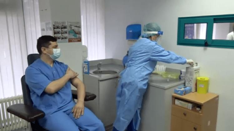 (VIDEO) Ultimele noutăți ale Ministerului Sănătății cu privire la vaccinarea medicilor în Moldova