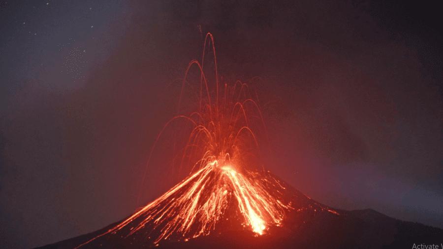 Erupția vulcanului Sangay a produs decesul a șase persoane