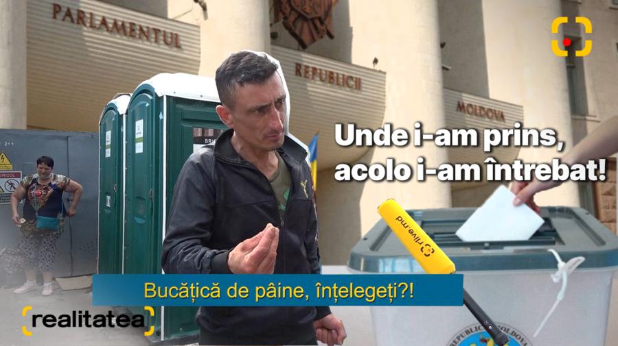 VOX Ce așteptări au moldovenii de la viitorul Parlament: Oamenii mor de foame, lucrează la piață, este greu să trăim