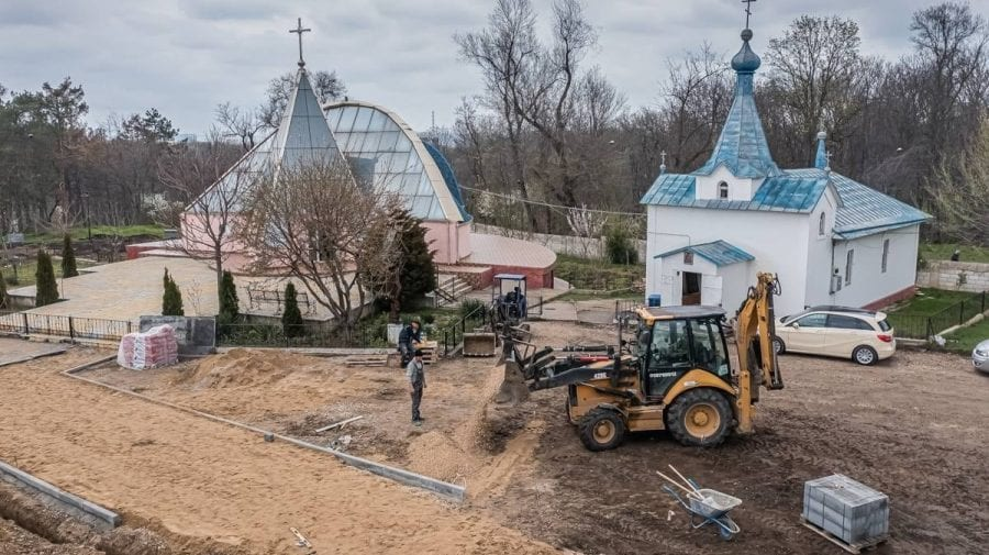 (FOTO) Un scuar în memoria victimelor catastrofei de la Cernobîl. Unde va fi amenajat acesta