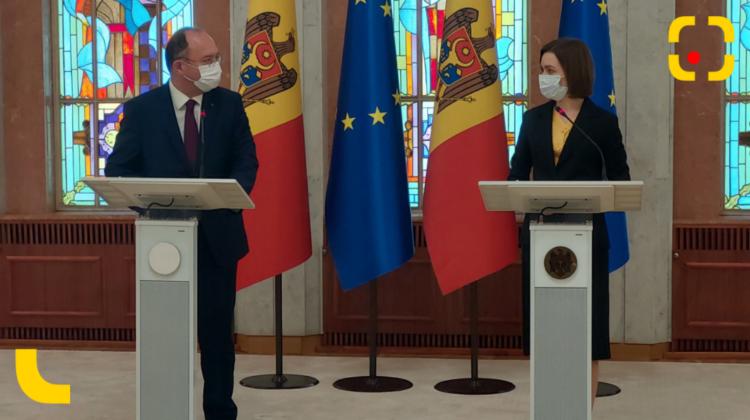 """VIDEO Republica Moldova, mai aproape de UE! """"Poate să devină un model de reorientare proeuropeană"""""""