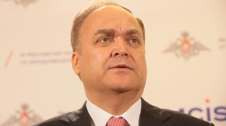Ministerul de Externe din Rusia: Ambasadorul Rusiei în SUA, Anatoli Antonov nu va reveni prea curând la Washington