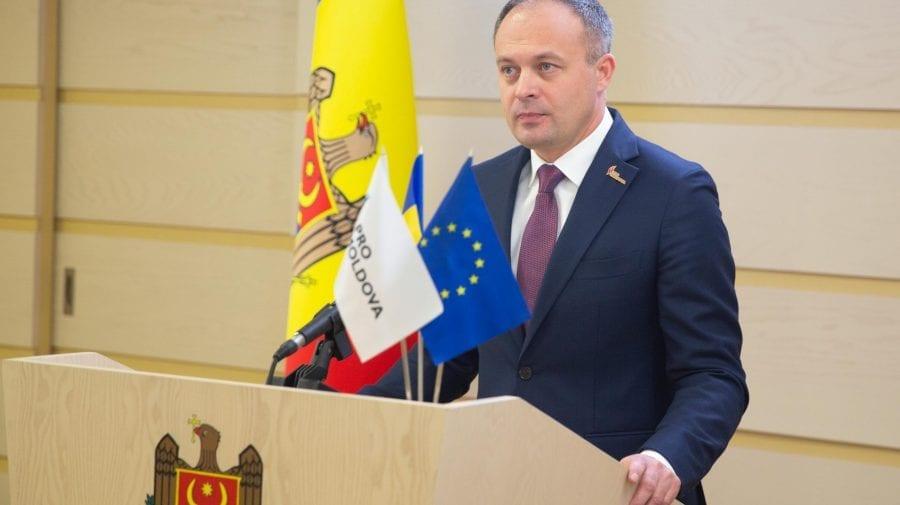 Liderul Pro Moldova: Cei care ne-au împins în incertitudine, să aibă curajul să scoată țara din anarhie