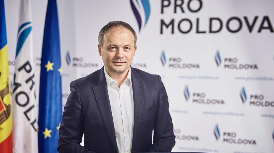 Candu: Guvernarea lui Dodon pune piedici ajutorului din România. Motorina întârzie cât mai mult spre agricultori
