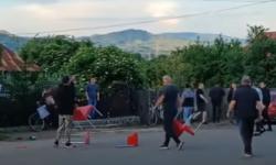Au zburat mese și scaune. Cinci moldoveni de la Școala Agenților de Penitenciare din România, implicați într-o bătaie