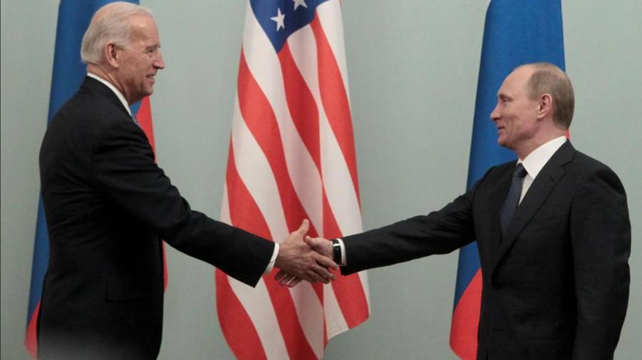 Joe Biden și Vladimir Putin se vor întâlni astăzi la Geneva