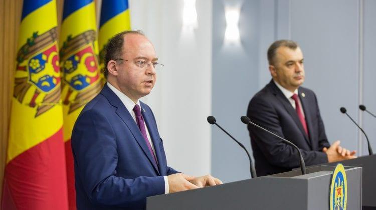 Ministrul de Externe al României: Acțiunea din Parlamentul R. Moldova de vineri arată dispreț față de independența CC