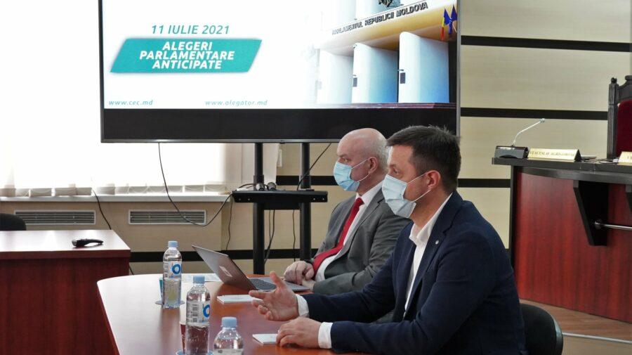 Cu ochii pe VOT! Câți observatori vor monitoriza alegerile parlamentare anticipate din 11 iulie