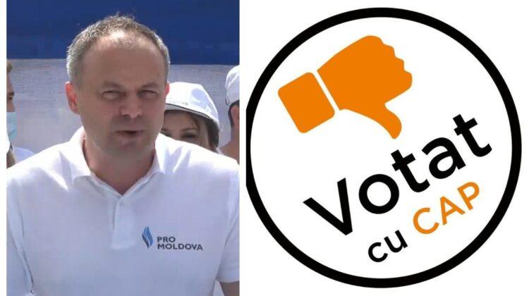 Noul Parlament să fie dizolvat în șase luni. Petiția lansată de Pro Moldova în cadrul unei campanii de informare