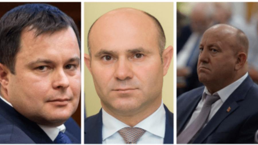 Voicu, Esaulenco și Corduneanu, audiați în Comisia parlamentară de anchetă privind răpirea lui Ceaus