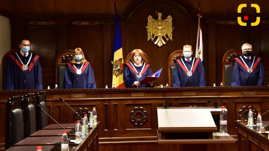 VIDEO ULTIMA ORĂ! Hotărârea de modificare a componenței Biroului permanent în 2020 de către PSRM-Șor, neconstituțională
