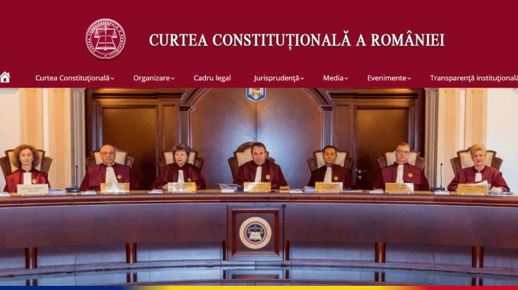 Solidaritate între frați. Curtea Constituțională din România adresează mesaj de susținere Înaltei Curți de la noi