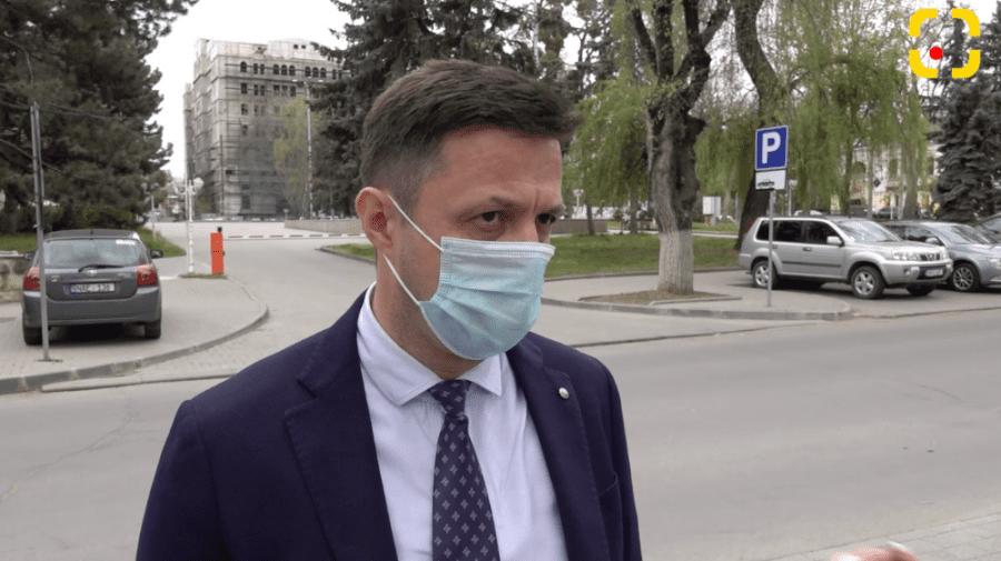 """(VIDEO) Membrii CEC """"în vizită"""" la Președinție. În capul mesei – alegerile parlamentare anticipate"""