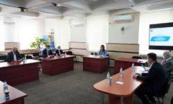 Alegerile din Moldova, subiect de discuție dintre conducerea CEC cu reprezentanții ENEMO