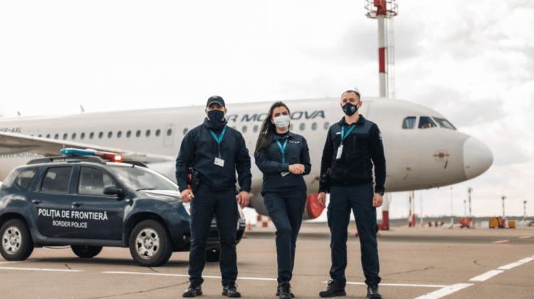 Poliția de frontieră avertizează: Trecerea frontierei Republicii Moldova se desășoară în condiții de pandemie