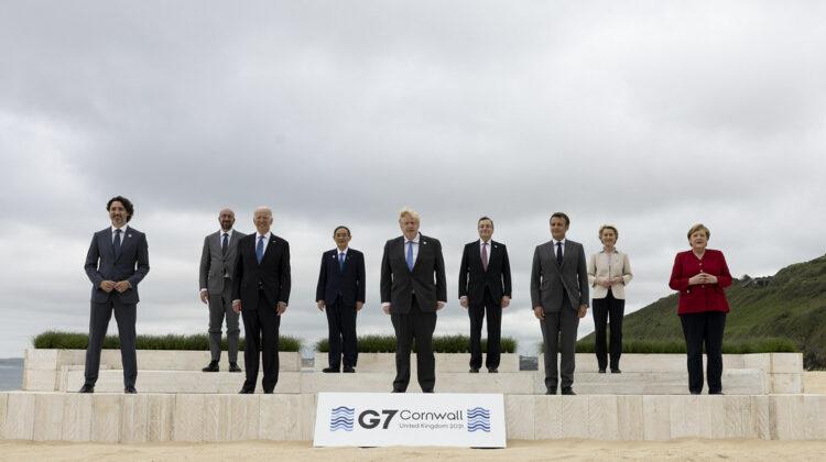 Declarația G7! Vor avea o abordare dură față de China și vor cere Rusiei să renunțe la comportamentul destabilizator