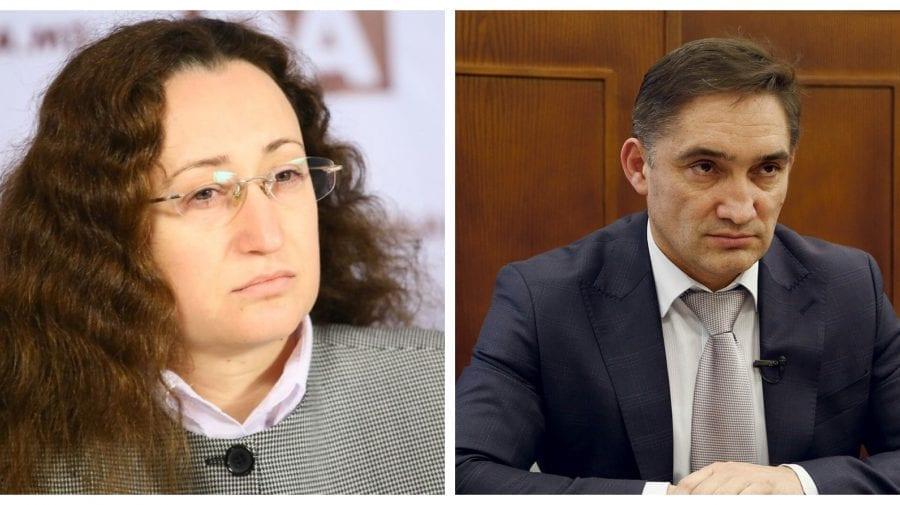 """Vrea """"capul"""" lui Stoianoglo cu orice preț. Grigoriu s-a adresat la CSP pentru a-l suspenda pe procurorul general"""