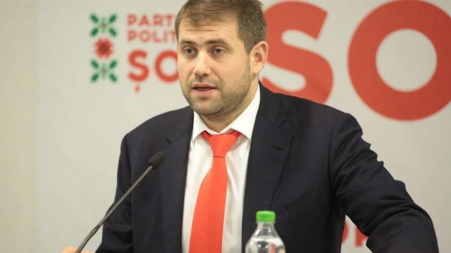 Ilan Șor: Fiecare cetățean va primi lunar un venit minim garantat de 3 000 de lei